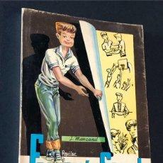 Libros de segunda mano: EDUCACIÓN SOCIAL / LECTURAS PARA NIÑOS / JOSÉ MANZANAL RENEDO / ED. MIÑON AÑO 1965. Lote 270405033