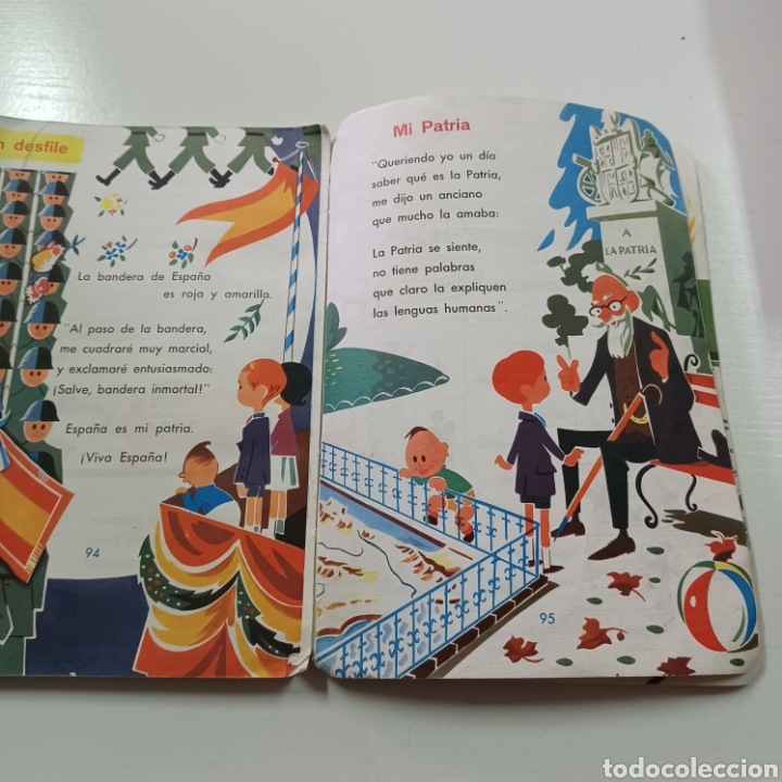 Libros de segunda mano: A LEER - LECTURAS LIBRO UNO 1967 EDELVIVES - Foto 6 - 270550028