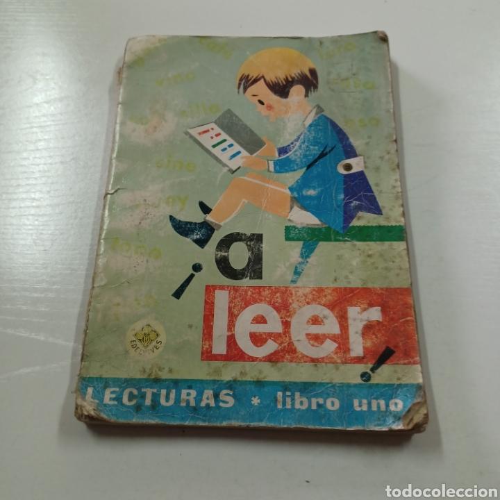 Libros de segunda mano: A LEER - LECTURAS LIBRO UNO 1967 EDELVIVES - Foto 9 - 270550028