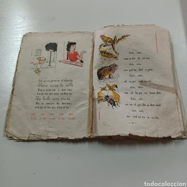 Libros de segunda mano: CHIQUITIN SILABARIO SEGUNDA PARTE - Foto 4 - 270550528