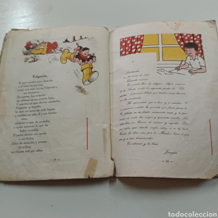 Libros de segunda mano: CHIQUITIN SILABARIO SEGUNDA PARTE - Foto 6 - 270550528