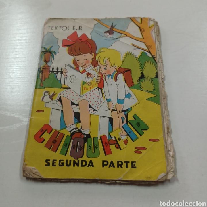 Libros de segunda mano: CHIQUITIN SILABARIO SEGUNDA PARTE - Foto 8 - 270550528