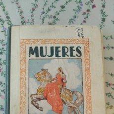 Libros de segunda mano: MUJERES DE ESPAÑA POR MERCEDES SANZ BACHILLER 3ª EDIC. TEXTOS ESCOLARES AGUADO MADRID 1942. Lote 271694698