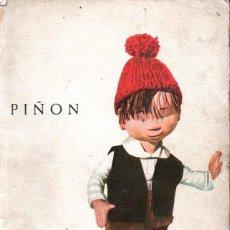 Libros de segunda mano: PIÑON LECTURA CURSOS SEGUNDO Y TERCERO (MAGISTERIO ESPAÑOL, 1970). Lote 277056748