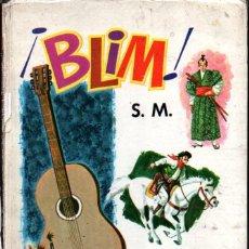 Libros de segunda mano: BLIM S.M. LECTURAS PARA TERCER CURSO (1974). Lote 277057103