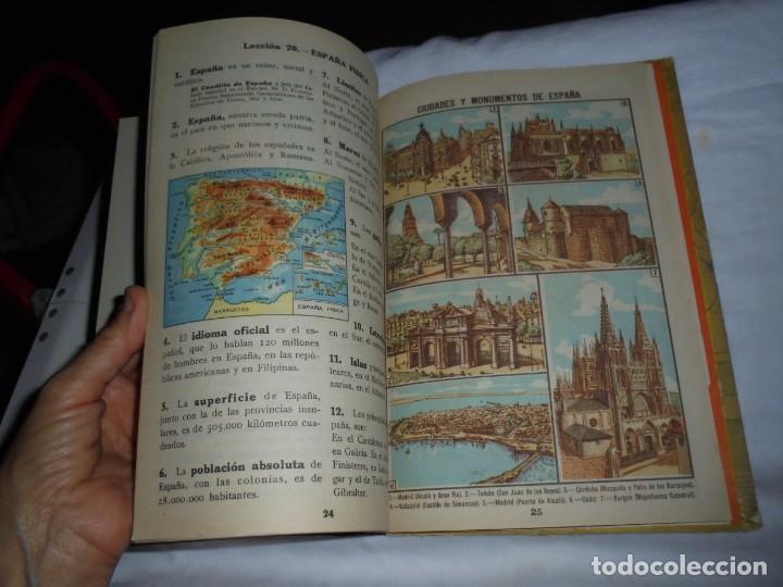 Libros de segunda mano: GEOGRAFIA ELEMENTAL PRIMER GRADO.EDICIONES BRUÑO 1954 - Foto 6 - 277839513