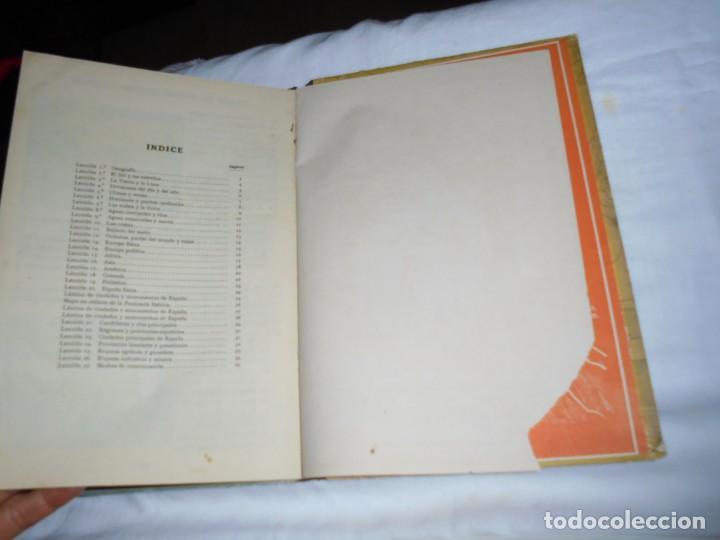 Libros de segunda mano: GEOGRAFIA ELEMENTAL PRIMER GRADO.EDICIONES BRUÑO 1954 - Foto 9 - 277839513