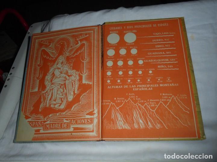 Libros de segunda mano: GEOGRAFIA ELEMENTAL PRIMER GRADO.EDICIONES BRUÑO 1954 - Foto 10 - 277839513