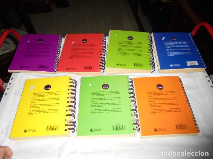 Libros de segunda mano: 7 LIBROS DE LA COLECCION CHULETAS PARA LA E.S.O.CIRCULO DE LECTORES/ESPASA CALPE - Foto 6 - 278288683
