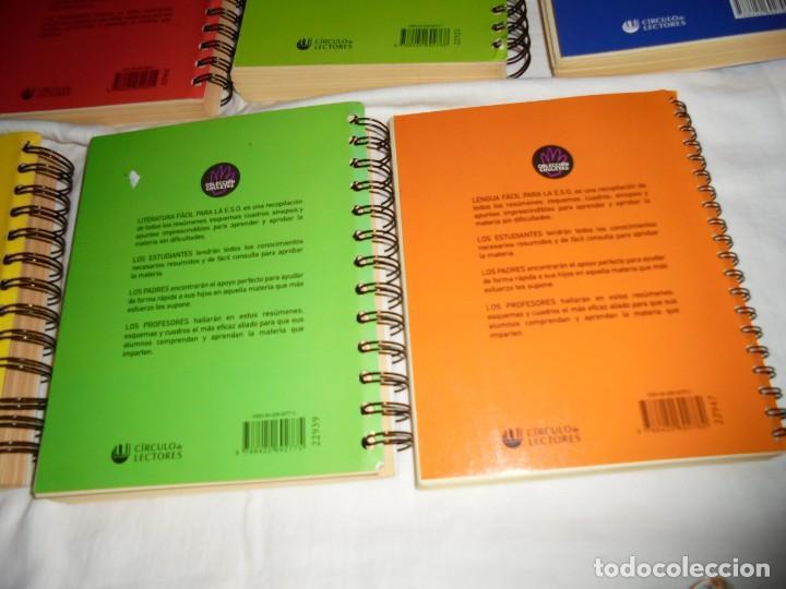 Libros de segunda mano: 7 LIBROS DE LA COLECCION CHULETAS PARA LA E.S.O.CIRCULO DE LECTORES/ESPASA CALPE - Foto 7 - 278288683