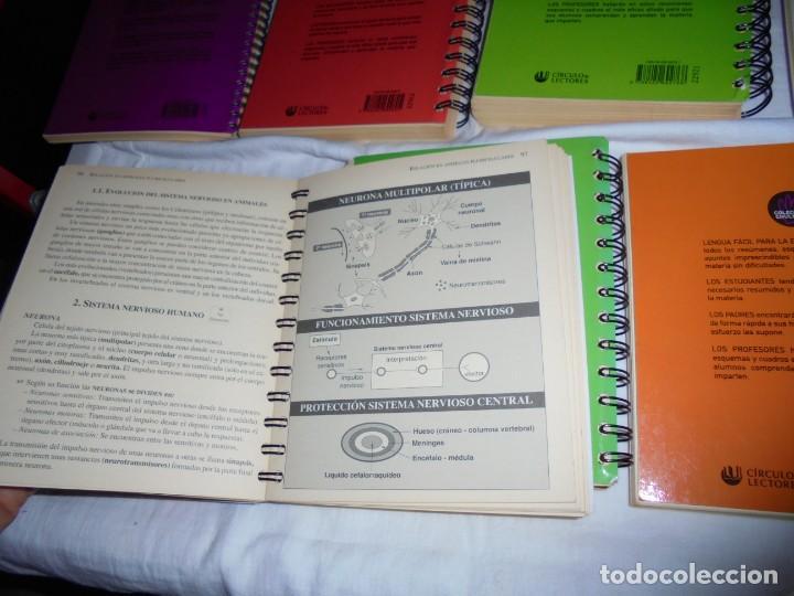 Libros de segunda mano: 7 LIBROS DE LA COLECCION CHULETAS PARA LA E.S.O.CIRCULO DE LECTORES/ESPASA CALPE - Foto 9 - 278288683
