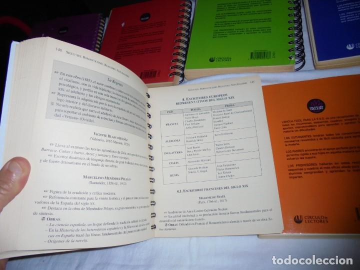 Libros de segunda mano: 7 LIBROS DE LA COLECCION CHULETAS PARA LA E.S.O.CIRCULO DE LECTORES/ESPASA CALPE - Foto 10 - 278288683