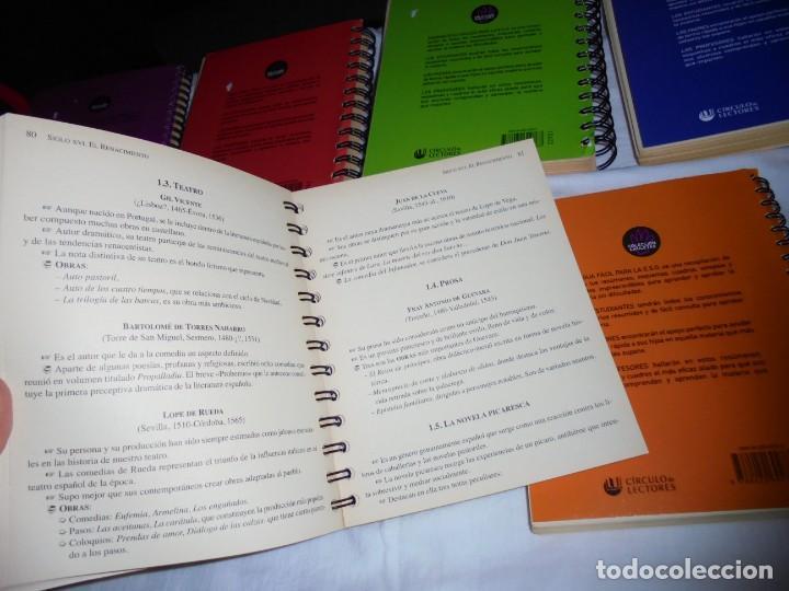Libros de segunda mano: 7 LIBROS DE LA COLECCION CHULETAS PARA LA E.S.O.CIRCULO DE LECTORES/ESPASA CALPE - Foto 11 - 278288683