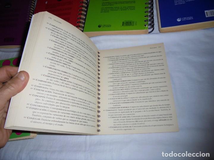 Libros de segunda mano: 7 LIBROS DE LA COLECCION CHULETAS PARA LA E.S.O.CIRCULO DE LECTORES/ESPASA CALPE - Foto 12 - 278288683