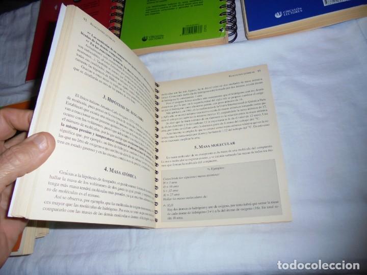 Libros de segunda mano: 7 LIBROS DE LA COLECCION CHULETAS PARA LA E.S.O.CIRCULO DE LECTORES/ESPASA CALPE - Foto 15 - 278288683
