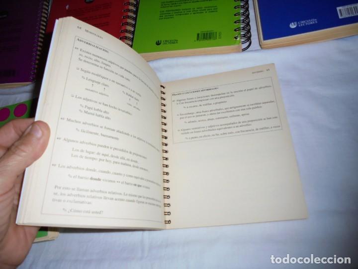 Libros de segunda mano: 7 LIBROS DE LA COLECCION CHULETAS PARA LA E.S.O.CIRCULO DE LECTORES/ESPASA CALPE - Foto 20 - 278288683
