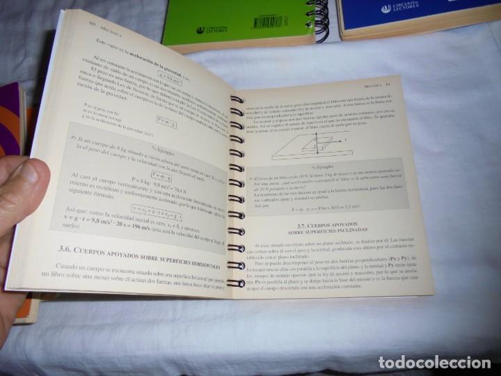 Libros de segunda mano: 7 LIBROS DE LA COLECCION CHULETAS PARA LA E.S.O.CIRCULO DE LECTORES/ESPASA CALPE - Foto 26 - 278288683