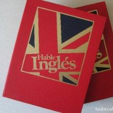 Libros de segunda mano: HABLE INGLÉS (CURSO DE IDIOMAS LONGMAN). Lote 285344558