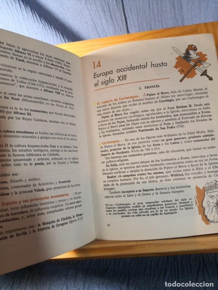 Libros de segunda mano: LIBRO DE TEXTO-EGB -envío CERTIFICADO 4,99-OFERTE!!! - Foto 4 - 287790653