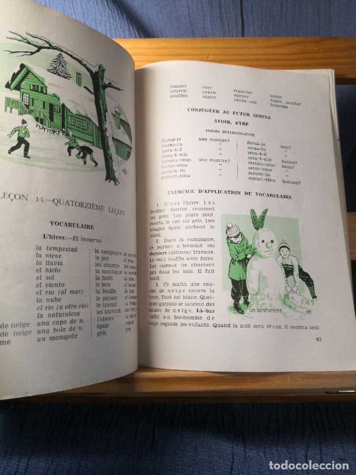 Libros de segunda mano: LE FRANCAISE ELEMENTARIE - LIBRO DE TEXTO- -envío CERTIFICADO 4,99-OFERTE!!! - Foto 2 - 287790718