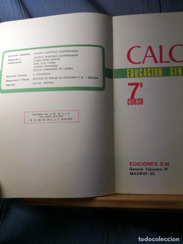 Libros de segunda mano: LIBRO DE TEXTO-EGB -envío CERTIFICADO 4,99-OFERTE!!! - Foto 4 - 287790943