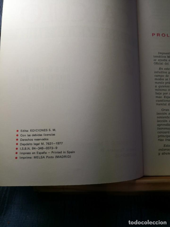 Libros de segunda mano: LIBRO DE TEXTO-EGB -envío CERTIFICADO 4,99-OFERTE!!! - Foto 5 - 287790943