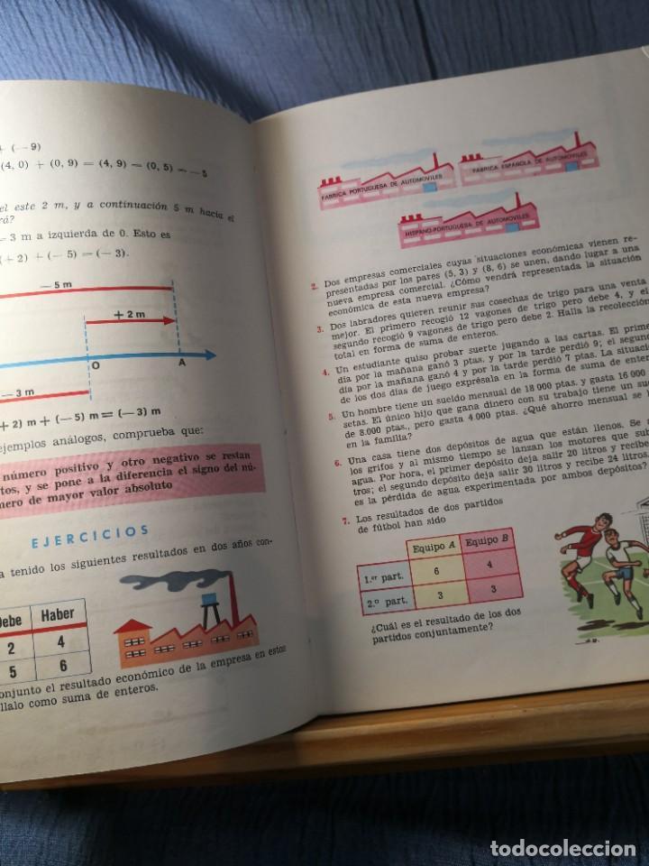 Libros de segunda mano: LIBRO DE TEXTO-EGB -envío CERTIFICADO 4,99-OFERTE!!! - Foto 6 - 287790943