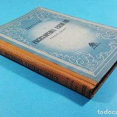 Libros de segunda mano: ENCICLOPEDIA ESCOLAR TERCER GRADO EDELVIVES LUIS VIVES, LIBRO DEL MAESTRO 1952 NUEVO 288 PAG. Lote 288151973