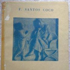 Libros de segunda mano: GRAMÁTICA LATINA – FRANCISCO SANTOS COCO (1959) // LATÍN GRIEGO HISTORIA FILOSOFÍA LITERATURA LENGUA. Lote 288397543