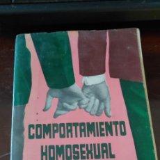 Livros em segunda mão: COMPORTAMIENTO HOMOSEXUAL ENTRE VARONES, WAINWRIGHT CHURCHILL, PYMY C. Lote 288546048