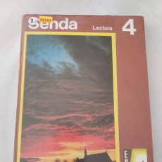 Livros em segunda mão: 50103 - SENDA , LECTURA 4 - EDUCACION GENERAL BASICA - EDUCACION SANTILLANA EGB - AÑO 1973. Lote 288863438