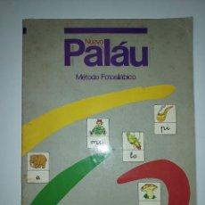 Libros de segunda mano: NUEVO PALÁU MÉTODO FOTOSILÁBICO 1A PRIMERA CARTILLA ANAYA 1988. Lote 288951388