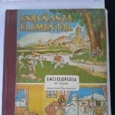 Libros de segunda mano: ENSEÑANZA ELEMENTAL 4 CURSO. Lote 289700298