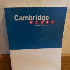 Libros de segunda mano: STUDY GUIDE A5 / FCE CAMBRIDGE HOUSE. Lote 289875968