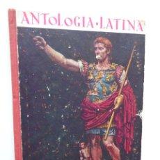 Libros de segunda mano: ANTOLOGIA LATINA.CURSO 3º. Lote 290040063