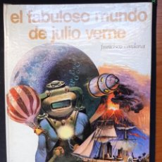 Libros de segunda mano: EL FABULOSO MUNDO DE JULIO VERNE. FRANCISCO CARDONA. SELECCIONES AURIGA, 3ª ED. 1976.. Lote 293949263