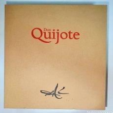 Libros de segunda mano: ENVÍO GRATIS, DON QUIXOTE ILUSTRADO POR SALVADOR DALÍ.. Lote 294279433