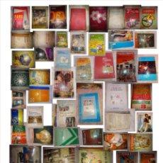 Libros de segunda mano: LOTE DE MÁS DE 50 LIBROS ANTIGUOS. Lote 228867710