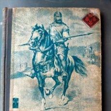 Libros de segunda mano: HISTORIA DE ESPAÑA SEGUNDO GRADO POR EDELVIVES EDITORIAL LUIS VIVES. Lote 296020278
