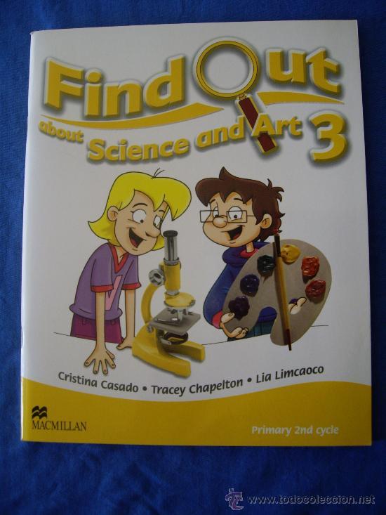 FIND OUT 3 SCIENCE AND ART - 3º DE PRIMARIA - MACMILLAN ( SIN ESTRENAR ) - (Libros Nuevos - Libros de Texto - Infantil y Primaria)