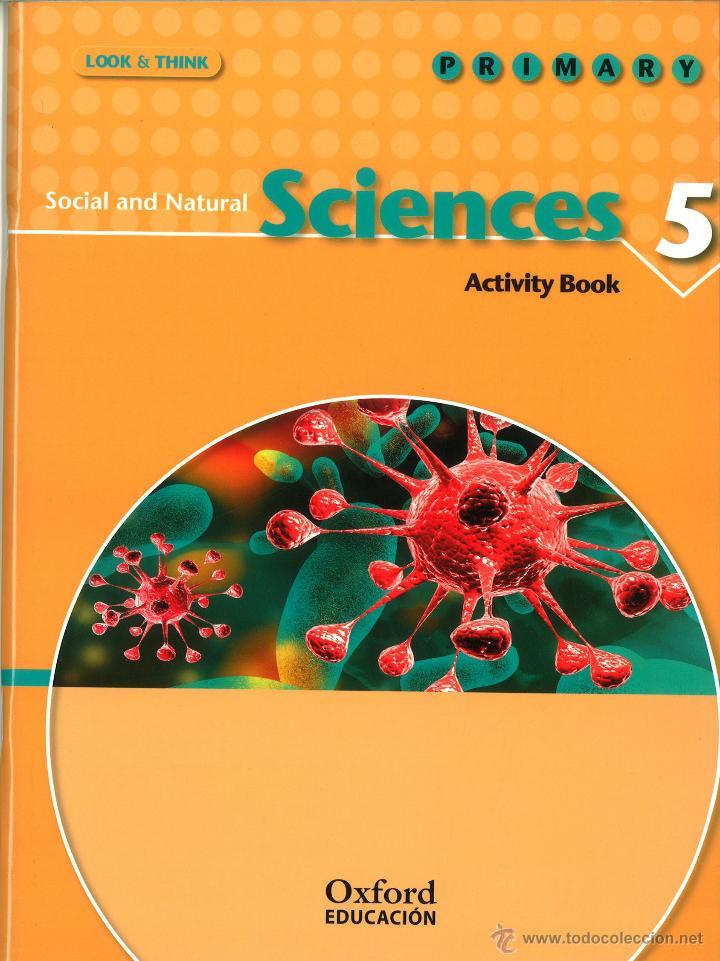 SOCIAL AND NATURAL SCIENCES 5 PRIMARY. ACTIVITY BOOK. OXFORD EDUCACIÓN. ISBN 9788467353761 (Libros Nuevos - Libros de Texto - Infantil y Primaria)