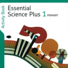 Libros: ESSENTIAL SCIENCE PLUS 1 PRIMARY ACTIVITY. RICHMOND SANTILLANA. NUEVO. ISBN 9788468000701. Lote 45875178