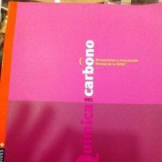 Libros: QUIMICA DEL CARBONO. ED. EDELVIVES. NUEVO.. Lote 52306059