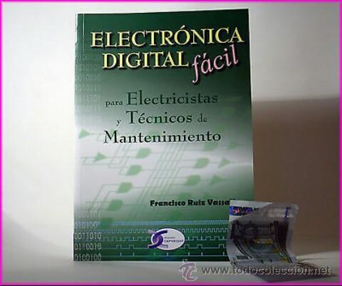 Electrónica Dígital Fácil Para Electricistas N Vendido En