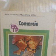 Libros: LIBRO DE COMERCIO LA BOLSA.AÑO 1977.EDICIONES DIDASCALIA.RUFINO SORIANO Y MANUEL NADAL. Lote 56227410