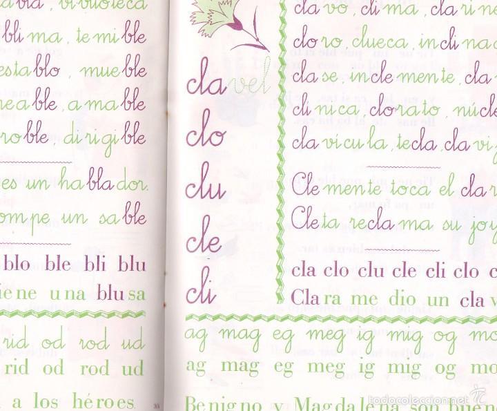 Libros: CAMPANILLAS 3 - ANTIGUO LIBRO CARTILLA DE LECTURA - 1958 - JOSE Mª TORAL - ED. J CANTERO - Foto 2 - 175114335