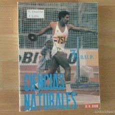 Libros: CIENCIAS NATURALES 3* BUP. ECIR. NUEVO. Lote 60439351