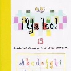 Libros: ¡ YA LEO ! 15. Lote 67916821