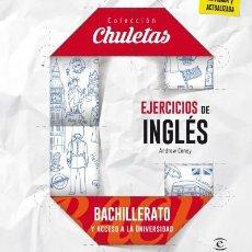 Livres: EJERCICIOS DE INGLÉS PARA BACHILLERATO ESPASA. Lote 70805169