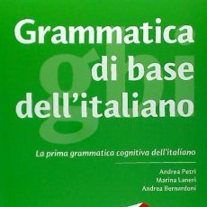 GRAMMATICA DI BASE DELL ITALIANO DIFUSION